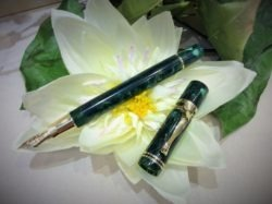"New Visconti Ragtime ""Spring"" limited edition by Corsani"