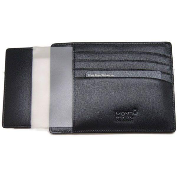 Porta documenti e carte di credito mont blanc 2665 penne - Porta orologi uomo ...