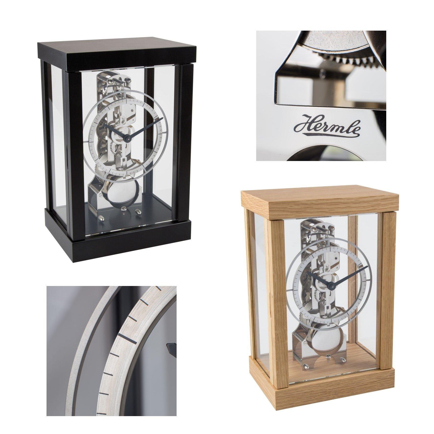 Hermle 23048 penne stilografiche roma e vendita online penne orologi pelletteria - Orologio a pendolo da tavolo ...