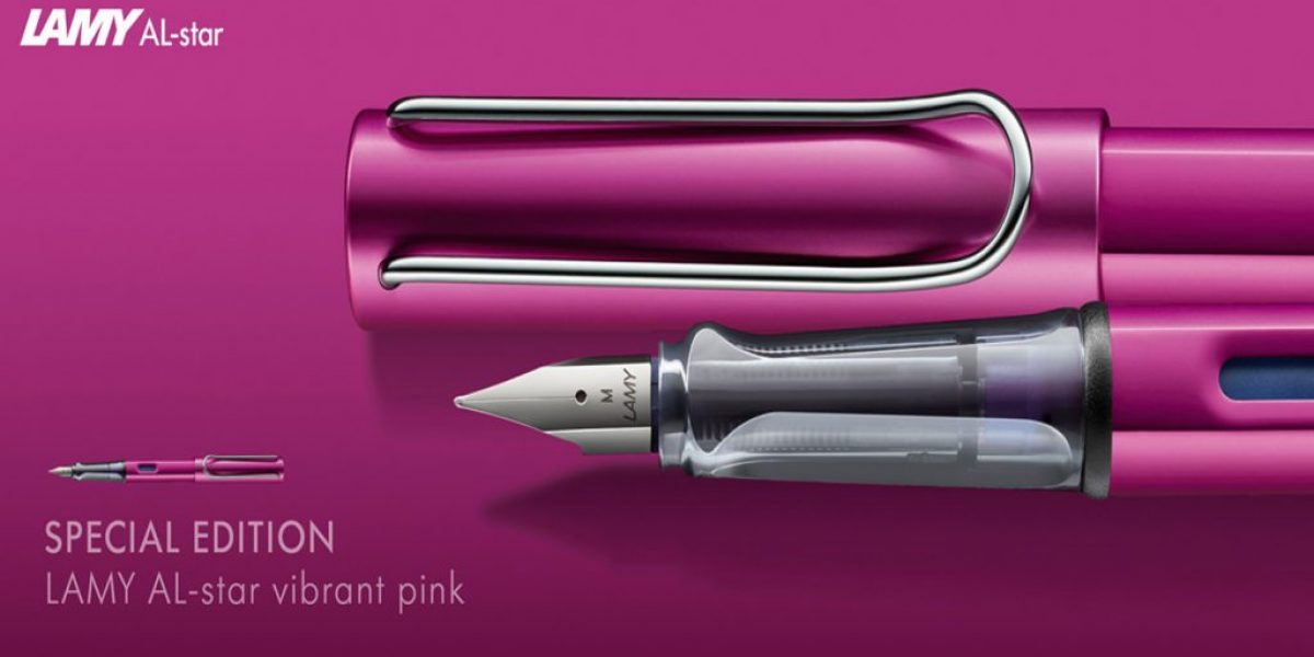 Image result for lamy vibrant pink