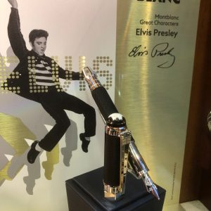 Montblanc Great Characters Elvis Presley special edition